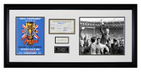 England 1966 World Cup Final Bobby Moore & Full Team Signed x11