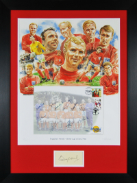 Limited Edition Full World Cup Final Winning Team Signed