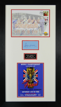Fully Signed England 1966 World Cup Final