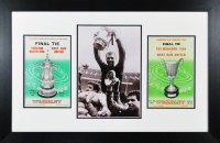 Bobby Moore Signed West Ham Cup Winners Presentation  + FREE match ticket to see West Ham